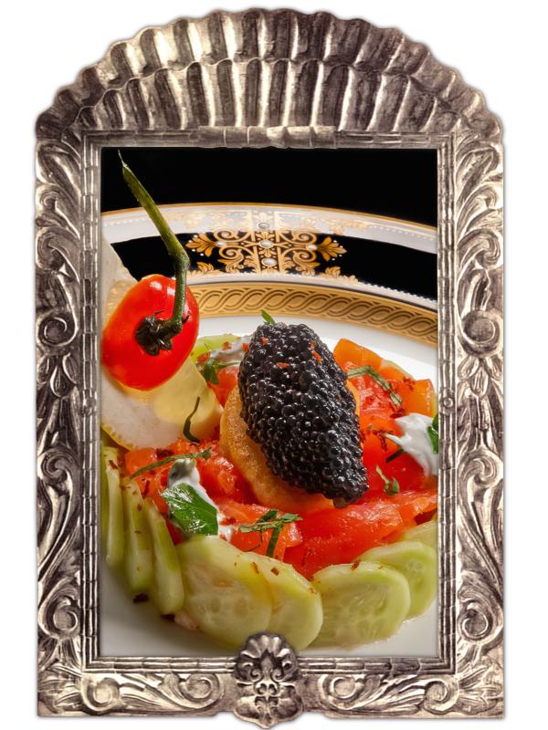 Imperial Osetra Caviar 1oz, Russian Osetra Caviar, Malossol Caviar